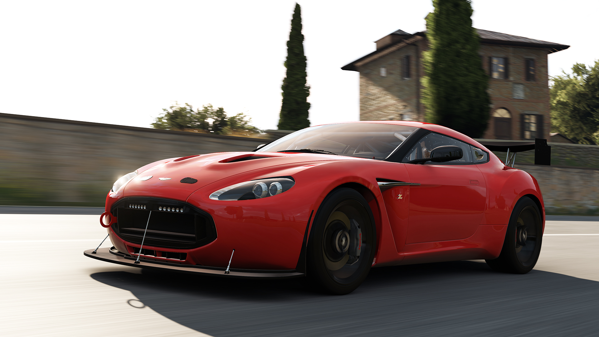 The Aston Martin Zagato