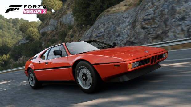 The BMW M1-WM