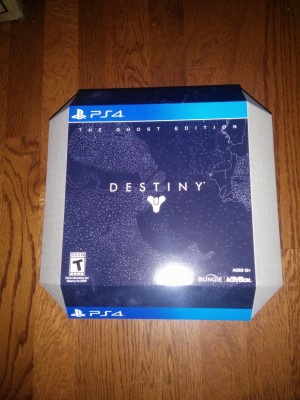 Destiny - Ghost Edition Unboxing - 03