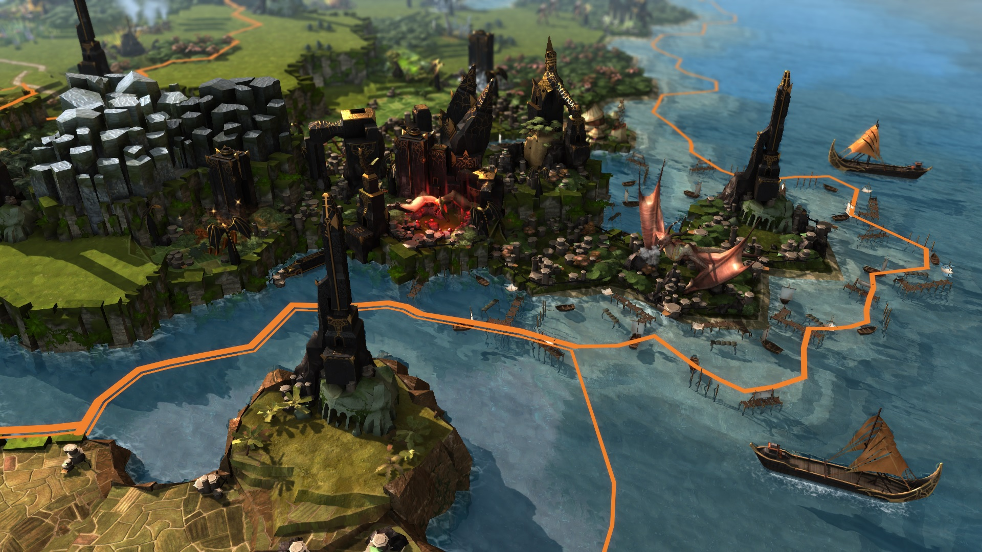 Timeless legends, forgettable wars — Endless Legend Review – GAMING TREND