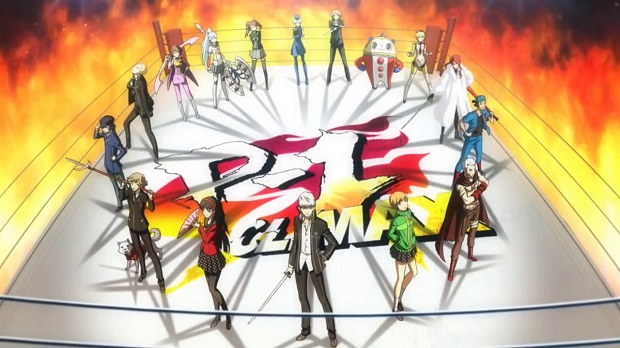 Atlus Releases Unboxing and DLC prices for Persona 4 Arena Ultimax