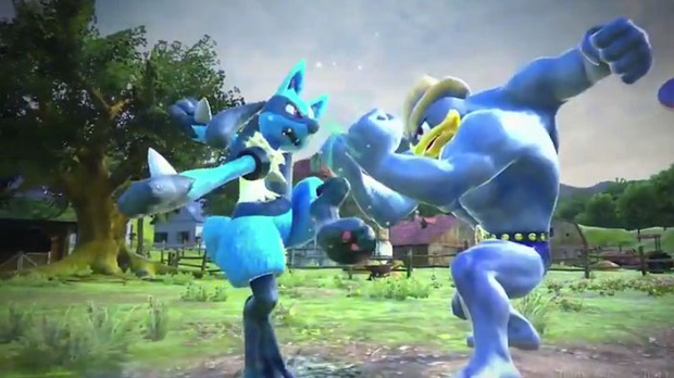 Pokken Tournament Will Have Mega Evolutions and an Expansive Roster