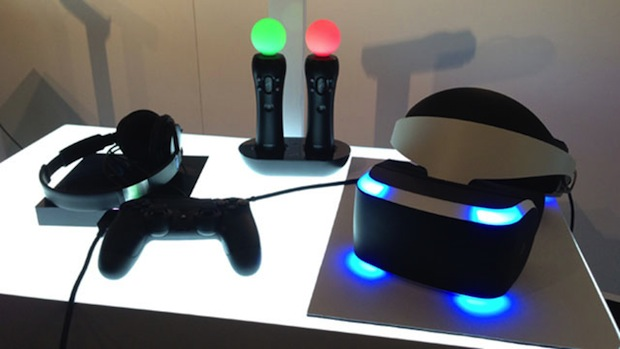 Development on Project Morpheus is Roughly 85% Complete