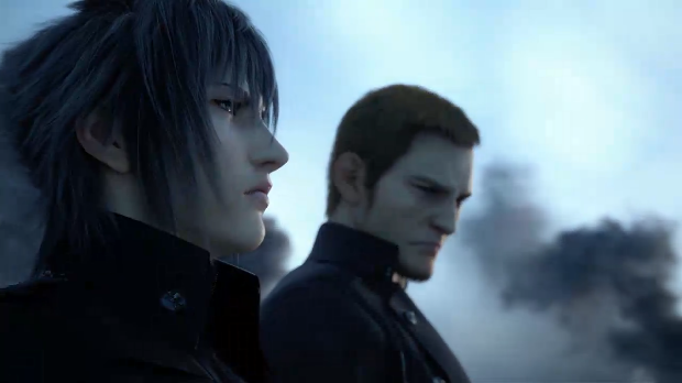 Square Releases First Live Footage of Final Fantasy XV