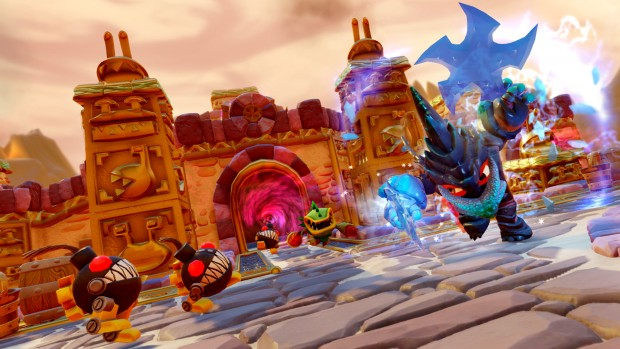 Skylanders Trap Team_Kaos Mode_Lob-Star