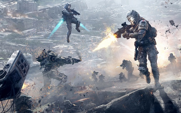 Titanfall's IMC Rising DLC Launches Tomorrow on Xbox One and PC