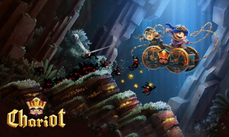 Chariot Launches on PlayStation 4 and Xbox One Today