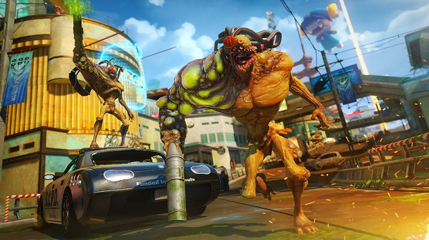Insomniac Releases Live-Action Sunset Overdrive Trailer