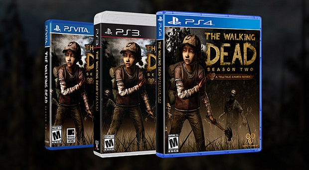 TellTale's Walking Dead Coming to PS4 and Retail Later this Month