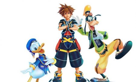 Kingdom Hearts III Shifts to Unreal Engine 4