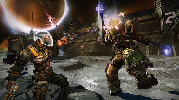 Borderlands: The Pre-Sequel Pokes Fun at Destiny in its Launch Trailer
