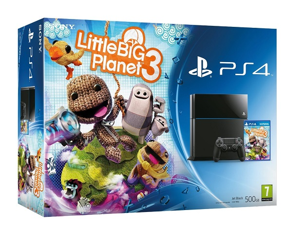 LittleBigPlanet 3 PlayStation 4 Bundle Appears Online