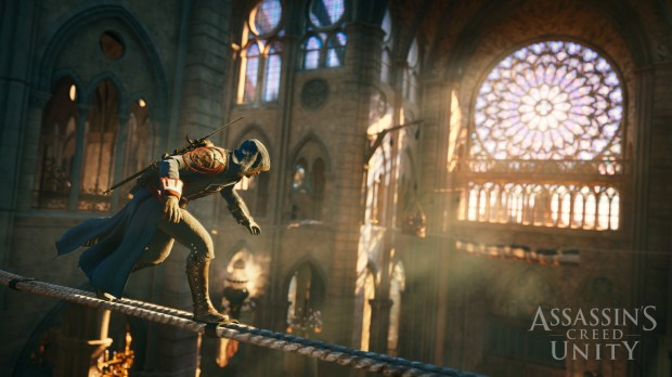 The best place to hide is in gorgeously real-time rendered light rays
