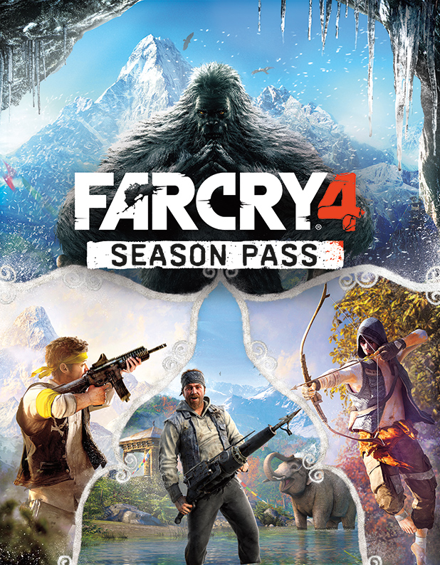 Far Cry 4's Season Pass Gets You Five DLC Add-Ons