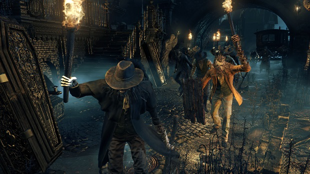 "Sony: Bloodborne is ""Off the Charts"" Graphically"