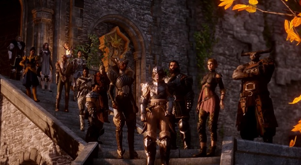Bioware Shows off Party Combat Roles in Dragon Age: Inquisition