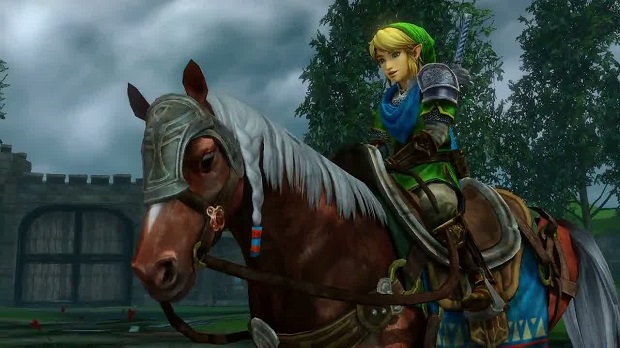 Hyrule Warriors' First DLC Launches With Trailer