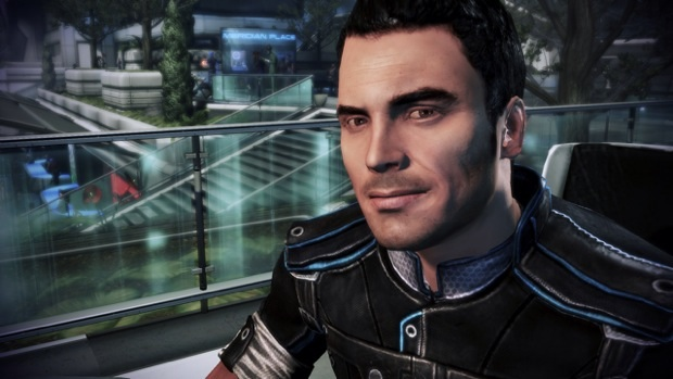 "While Kaidan's ""sanity check"" may have just been lunch between marines for some Mass Effect 3 players, for me it represented a closure a younger, less certain version of myself needed throughout the Mass Effect trilogy."