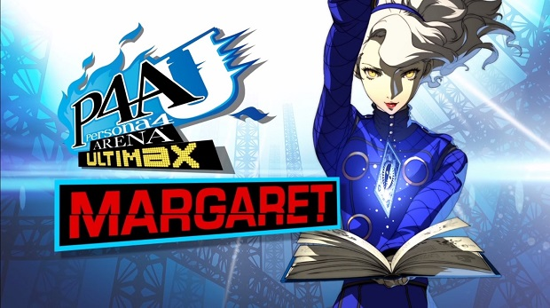 Margaret Available for Persona 4 Arena Ultimax, Other DLC Characters No Longer Free