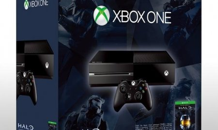 Japan Getting a Master Chief Collection Xbox One Bundle