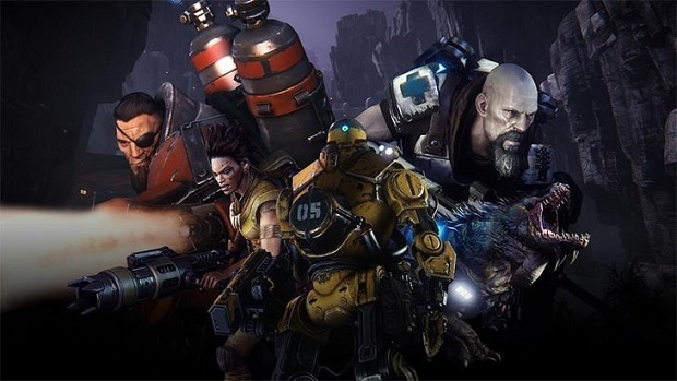 Turtle Rock Talks Creating Evolve's Different Classes