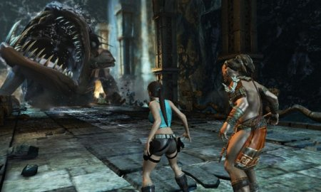 Lara Croft and the Temple of Osiris Goes Gold