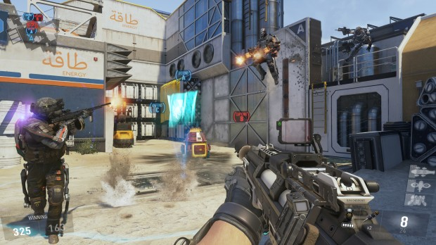Multiplayer feels reinvigorated with the addition of boost movement and Exo-suits.