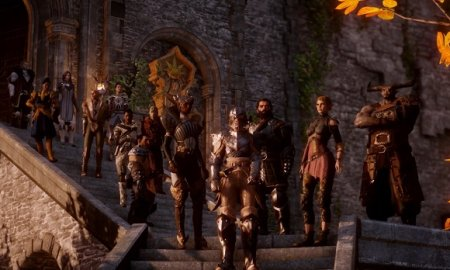 Dragon Age: Inquisition's Launch Trailer Released