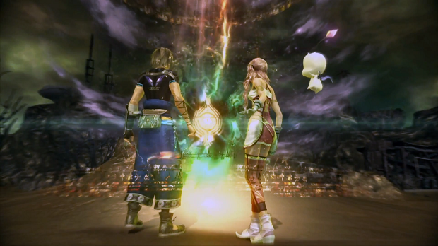 Final Fantasy XIII-2 Gets Steam Release Date