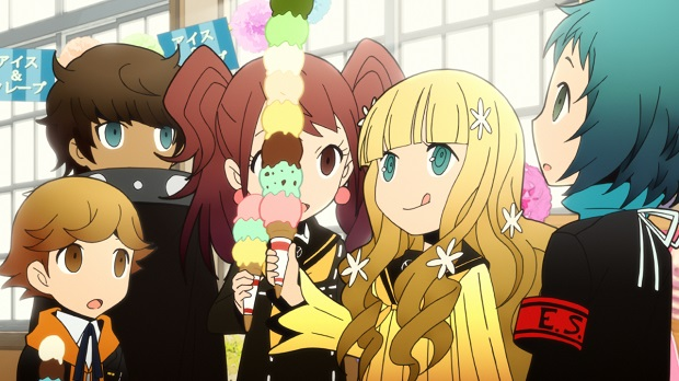 Persona Q's Launch Trailer Gives You a Taste of Everything it Has To Offer