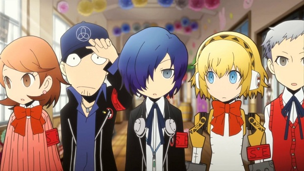 Persona Q: Shadow of the Labyrinth - More Than Meets The Eye