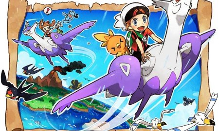 Check Out This Pokemon Omega Ruby and Alpha Sapphire Animated Short