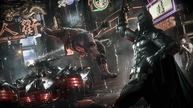 Rocksteady Begins Rolling Out Batman Arkham Knight Video Series