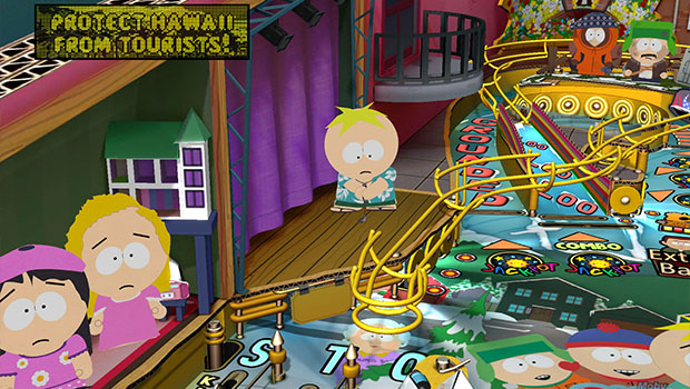 south park pinball image 2