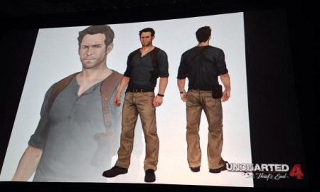 How Naughty Dog Approached Bringing Nathan Drake to the PlayStation 4