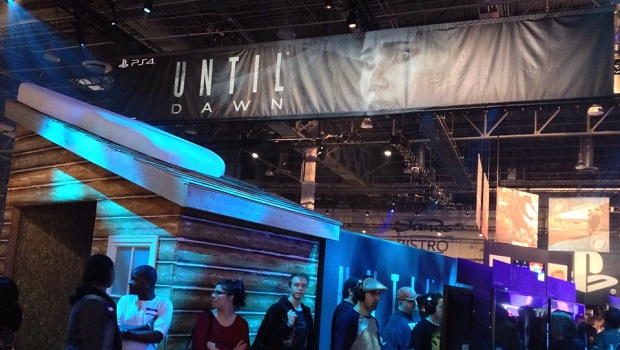 A Tour of the PlayStation Experience Show Floor