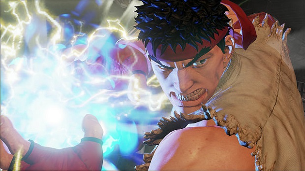 "Sony: PlayStation is Street Fighter's ""Natural Home"""
