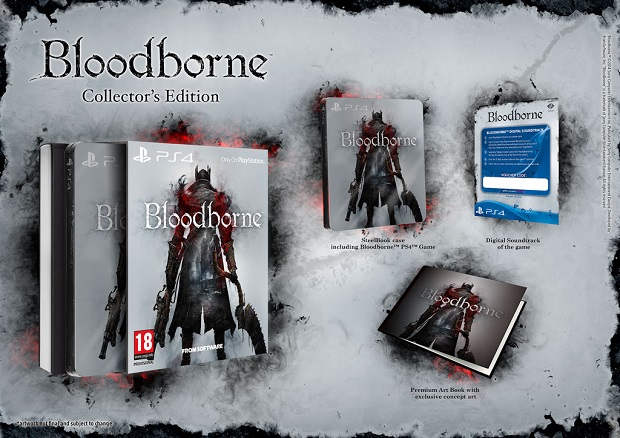 Bloodborne European Special Editions Revealed
