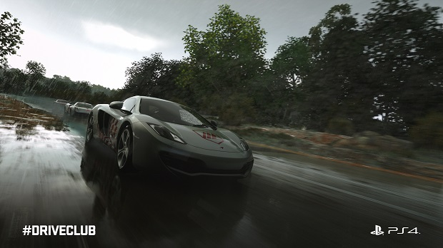 "Sony is ""Embarrassed"" by Driveclub's Server Problems"