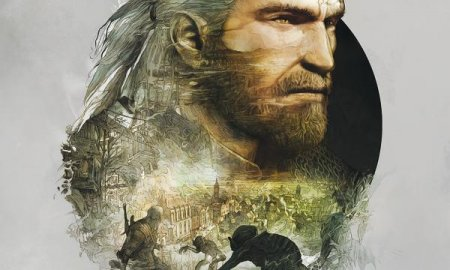 The Witcher 3's Steelbook Cover Art Revealed