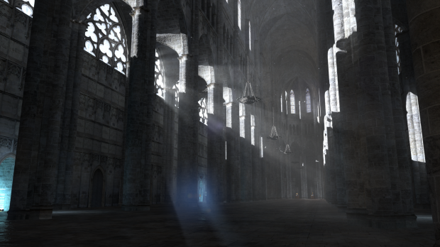 The Talos Principle is filled with classic architecture and art, but the real question is: Why?