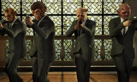 Rockstar Shows Off Grand Theft Auto Online Heists