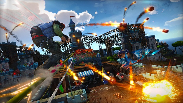Sunset Overdrive's First Story DLC is Coming in Two Weeks