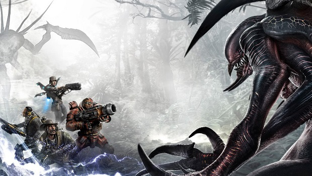 Evolve's Beta, Single Player, and Third Monster Detailed