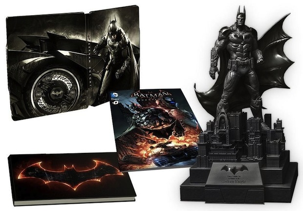 Massive Spoiler Potentially Revealed in Batman: Arkham Knight Collector's Edition
