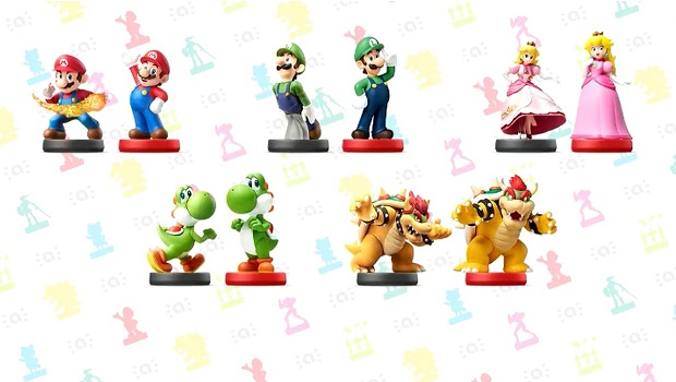 Nintendo Announces Two New Amiibo Lines for Spring