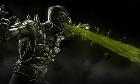 Reptile Showcased for Mortal Kombat X