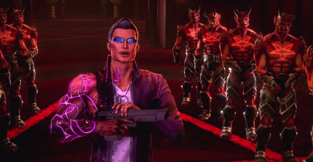 Saints Row IV's Final DLC Gets a Launch Trailer