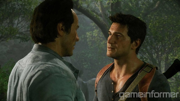 New Uncharted 4 Screens Show Lush Environments and Sibling Rivalry