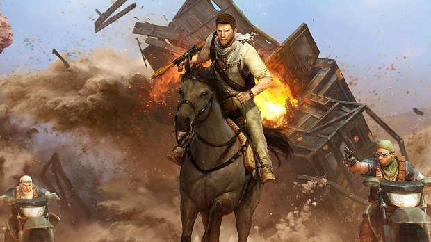 Dark Horse Shows Off Some of The Art of the Uncharted Trilogy